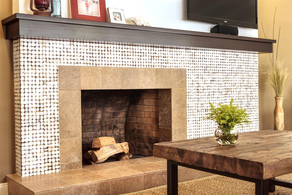 Coco-Tile-Jave-Fireplace-Wall-Install-Hospitality-Residential-Lewis-Residence