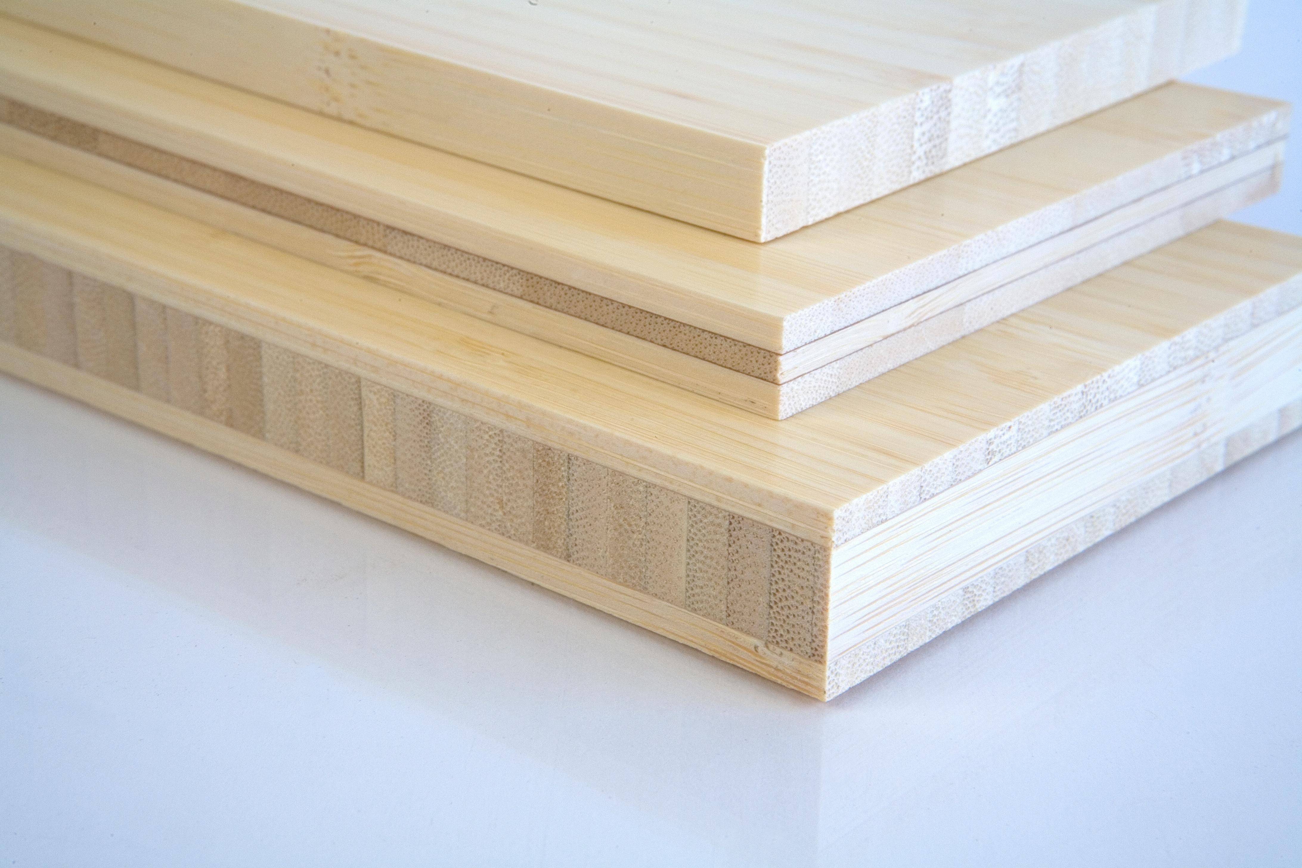 Bamboo stack