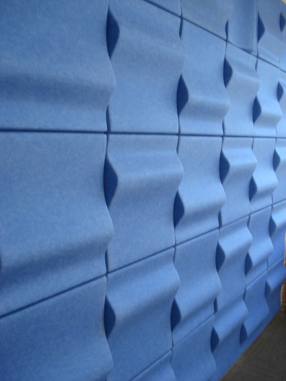 EP Wave Tile 273 lobby office wall 13