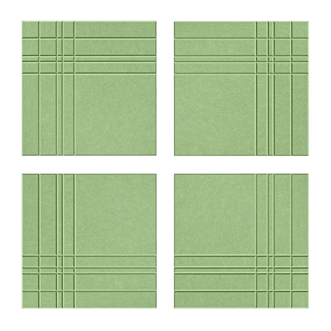 Echopanel Tartan Tiles 4