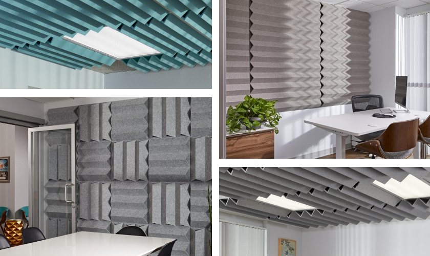 Echoridges