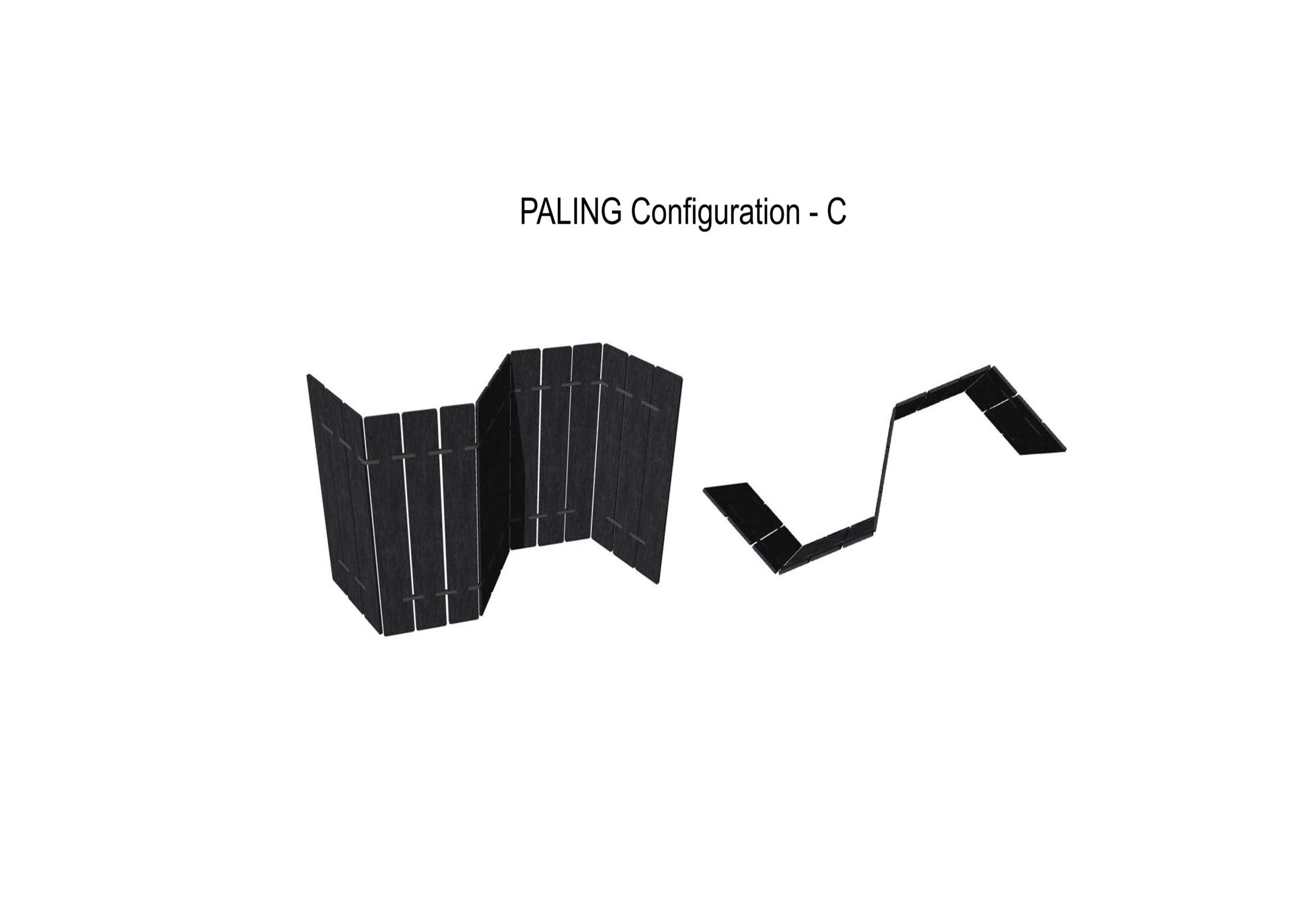 Paling configuration 3