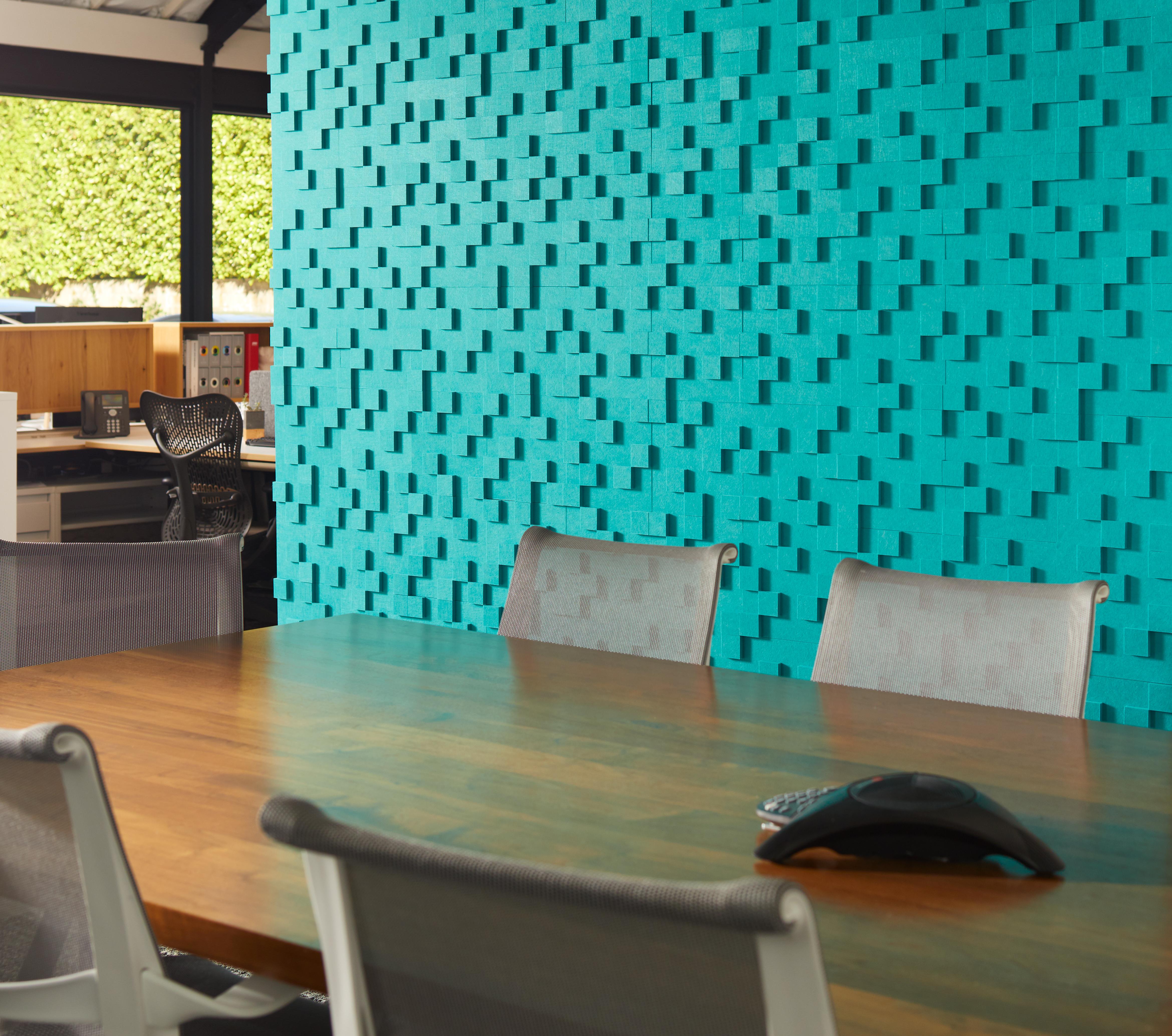 Pixel Topo Tile in 325