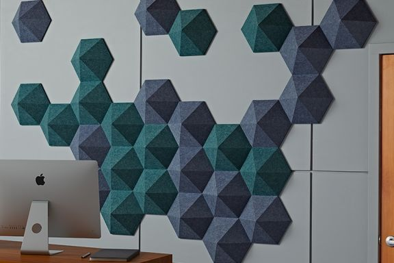 EchoPanel Diamond Tiles